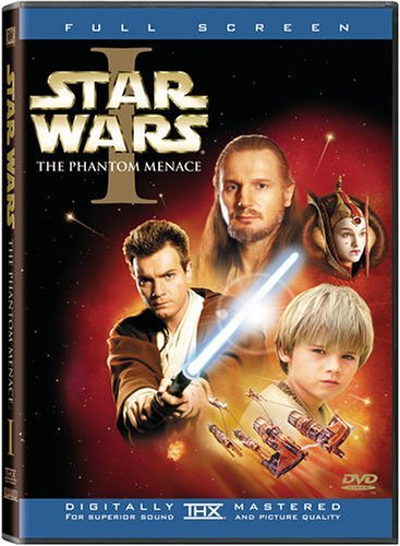 Star Wars Episode 1 Phantom Menace Mcgregor Neeson Portman Pg Clr