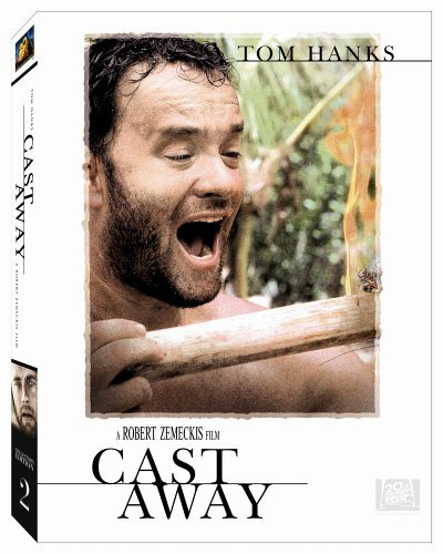 Cast Away Hanks Hunt Clr Digipak Pg13 Coll. Ed