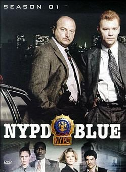 Nypd Blue First Season Clr Cc Nr 6 DVD