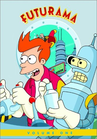 Futurama Volume 1 DVD Volume 1