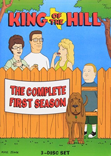 King Of The Hill Season 1 DVD Nr