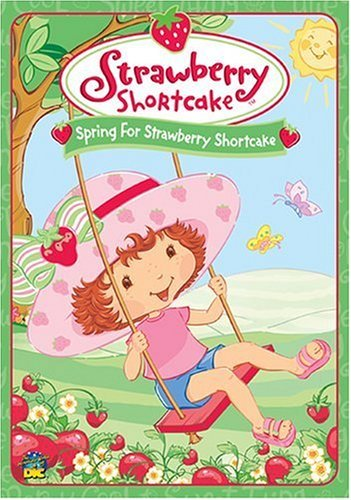 Strawberry Shortcake Spring For Strawberry Shortcak Clr Nr