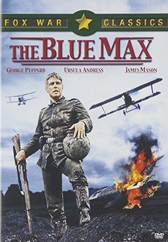 The Blue Max Peppard Andress Mason Bw Nr