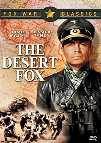 The Desert Fox Mason Tandy DVD Nr