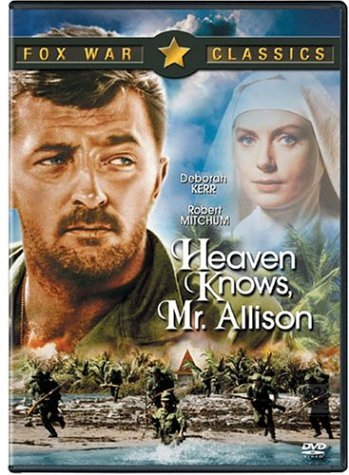Heaven Knows Mr Allison Mitchum Kerr Ws Nr