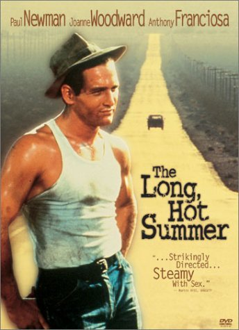 The Long Hot Summer Newman Woodward Franciosa Ws Nr