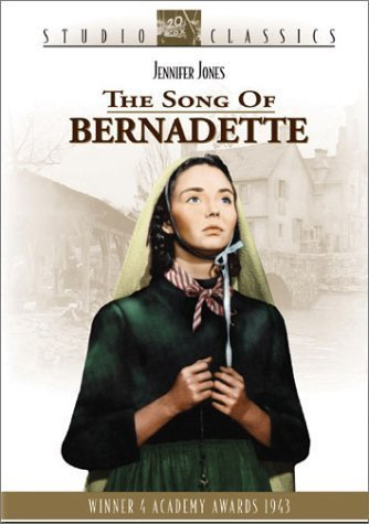 Song Of Bernadette Jones Jennifer Nr
