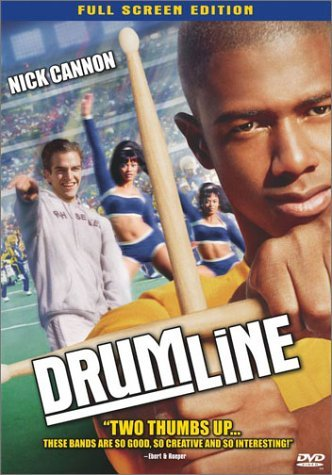 Drumline Jones Cannon Carey Weaver Sald Pg13