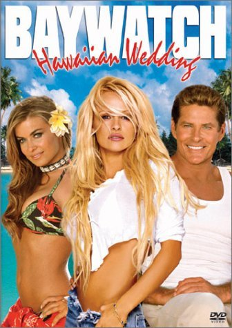 Hasselhoff Anderson Bleeth Ele Baywatch Hawaiian Wedding Clr Cc Nr