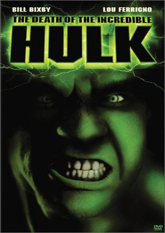 Death Of The Incredible Hulk Bixby Ferrigno Gracen Nr