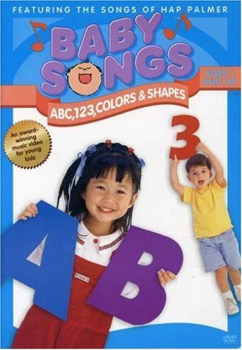 Baby Songs Abc 123 Colors & Shapes (1999) Clr Cc Nr