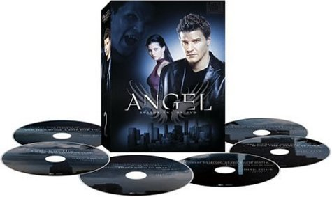Angel Season 2 Clr Nr 6 DVD