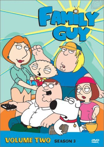 Family Guy Volume 2 DVD