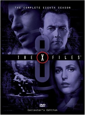 X Files Season 8 Clr Nr 6 DVD