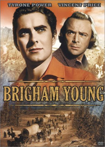 Brigham Young (1940) Power Price Clr Nr