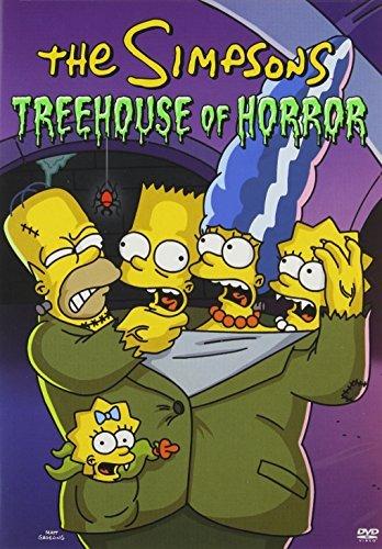 Simpsons Treehouse Of Horror DVD Nr