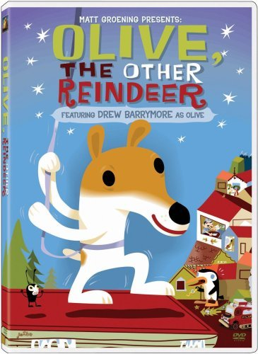 Olive The Other Reindeer Olive The Other Reindeer DVD Chnr