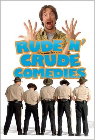 Rude N Crude Comedies Rude N Crude Comedies Clr Nr 6 DVD