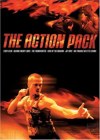 Action Pack Action Pack Clr Nr 6 DVD