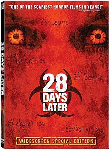 28 Days Later Gleeson Eccleston Murphy DVD Nr Ws