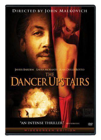 Dancer Upstairs Bardem Morante Botto Clr Ws R