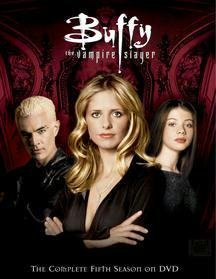 Buffy The Vampire Slayer Season 5 Clr Nr 6 DVD