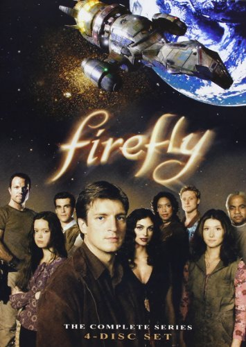 Firefly Complete Series DVD