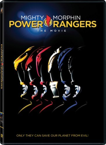 Mighty Morphin Power Rangers The Movie Mighty Morphin Power Rangers The Movie DVD Pg