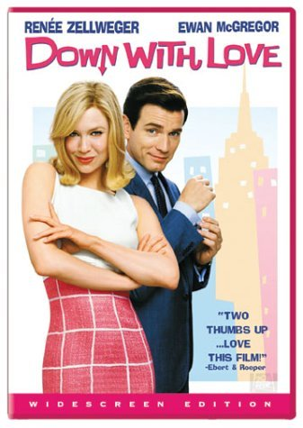 Down With Love Zellweger Mcgregor Pierce Clr Ws Pg13