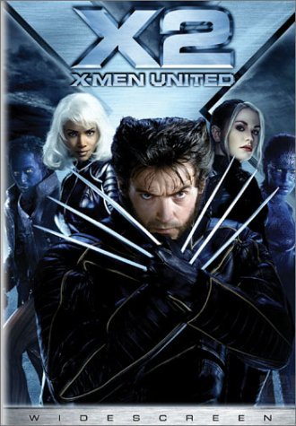 X2 X Men United Jackman Paquin Berry Janssen M Clr Ws Pg13