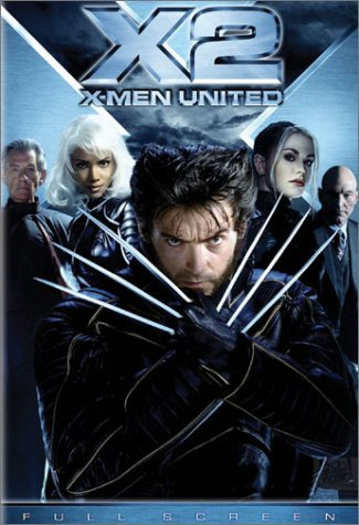 X2 X Men United Jackman Paquin Berry Janssen M Clr Pg13