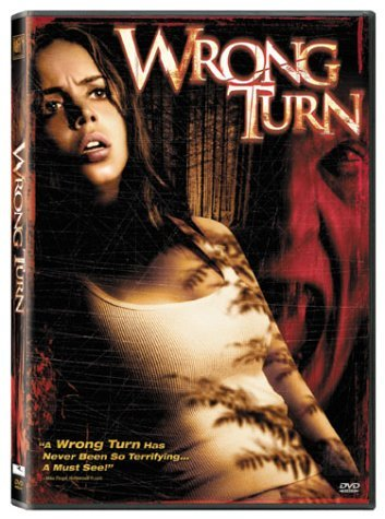 Wrong Turn Dushku Sisto Chriqui Booth DVD Nr