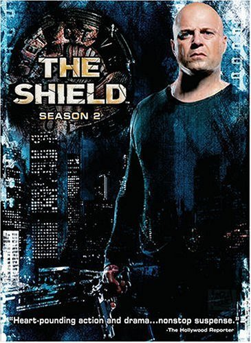 Shield Season 2 DVD