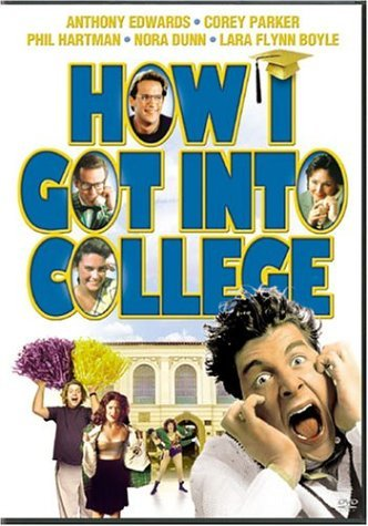 How I Got Into College Edwards Parker Boyle Carter Clr Nr