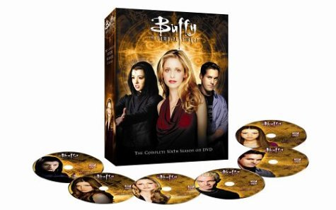Buffy The Vampire Slayer Season 6 Clr Nr 6 DVD