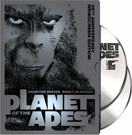 Planet Of The Apes (1968) Heston Mcdowall Clr Ws G 2 DVD Coll. Ed