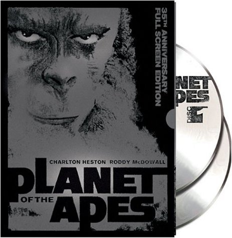 Planet Of The Apes (1968) Heston Mcdowall Clr G 2 DVD Coll. Ed