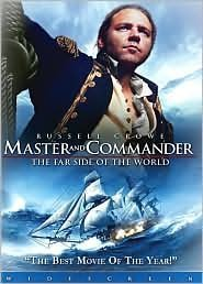 Master & Commander Far Side Of The World Crowe Bettany Boyd D'arcy