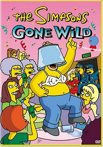Simpsons Gone Wild DVD Gone Wild