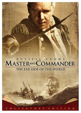 Master & Commander Far Side Of Crowe Bettany Boyd D'arcy Clr Ws Pg13 2 DVD Coll