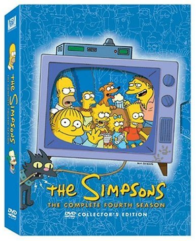 Simpsons Season 4 DVD