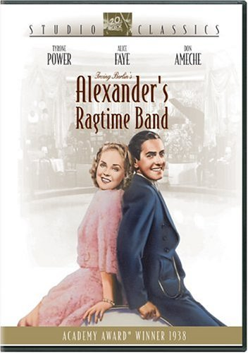 Alexander's Ragtime Band Power Faye Ameche Nr
