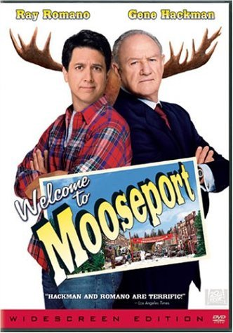 Welcome To Mooseport Hackman Romano Baranski Harden Clr Ws Pg13