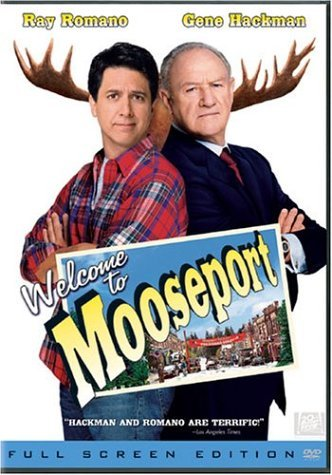 Welcome To Mooseport Hackman Romano Baranski Harden Pg13
