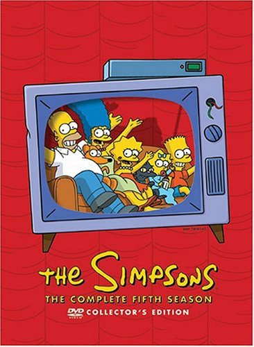 Simpsons Season 5 DVD Season 5