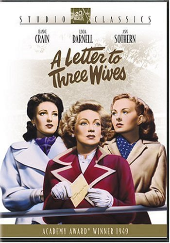 Letter To Three Wives Crain Darnell Sothern Nr