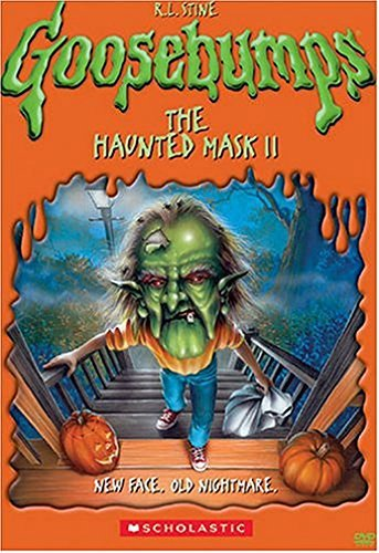 Goosebumps Haunted Mask Ii DVD Nr