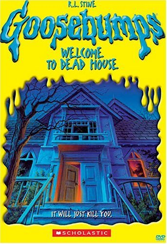 Goosebumps Welcome To The Dead House DVD Nr