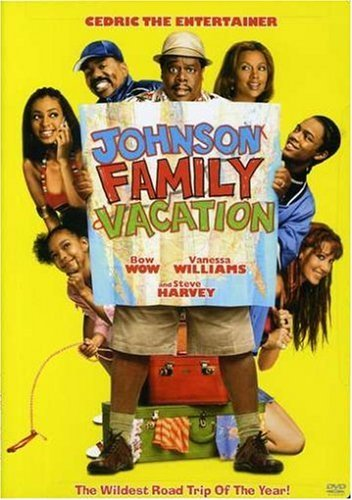 Johnson Family Vacation Cedric The Entertainer Bow Wow Ws Pg13