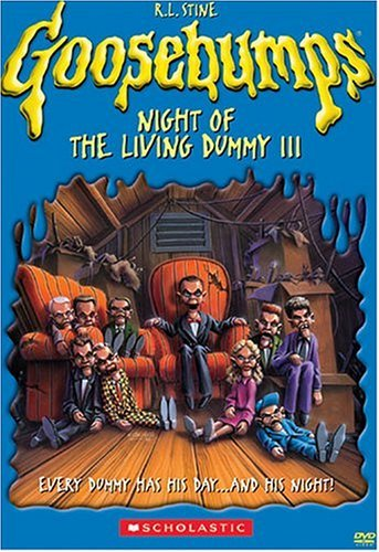 Goosebumps Night Of The Living Dummt Iii DVD